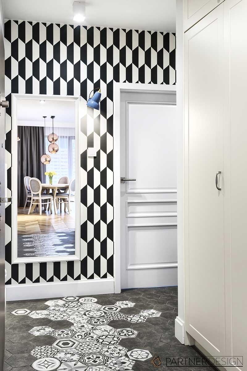 parnet design, mieszkanie scandi