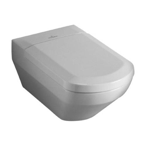 Villeroy & Boch Sentique miska WC wisząca 375 x 590 mm Weiss Alpin 56221001