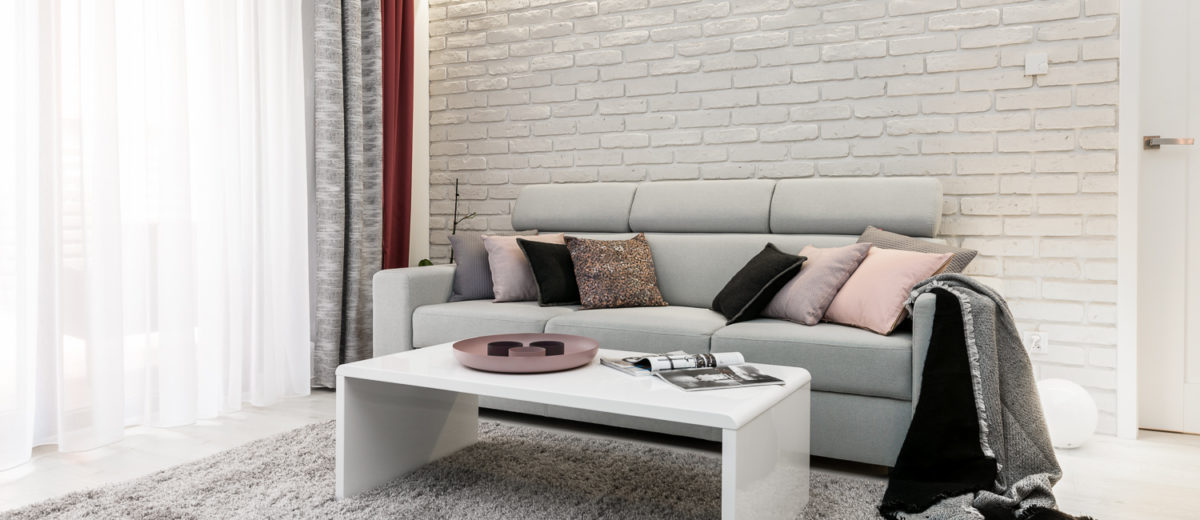 salon, partner design, mieszkanie all in white