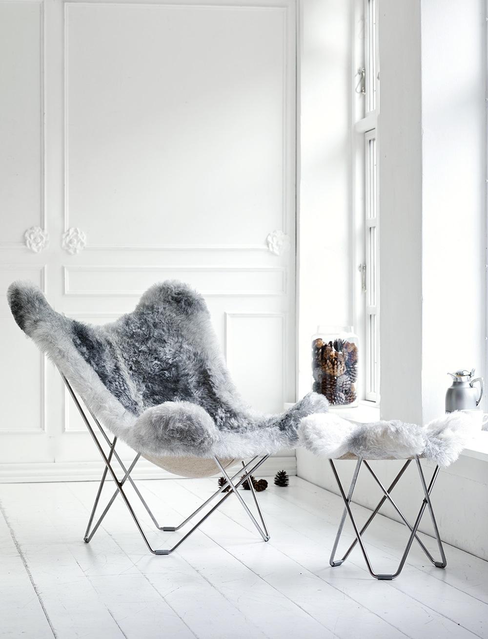 Butterfly chair | źródło: cosyandthegang.tumblr.com