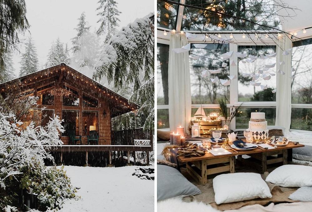 Konteplacja przyrody – tylko na werandzie i w ogrodzie zimowym!
