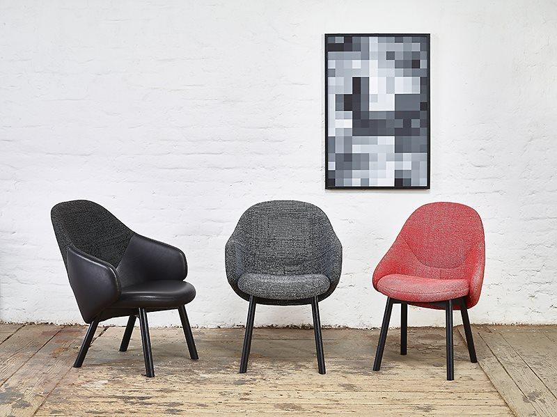 Fotele ALBA marki TON | proj. Alex Gufler