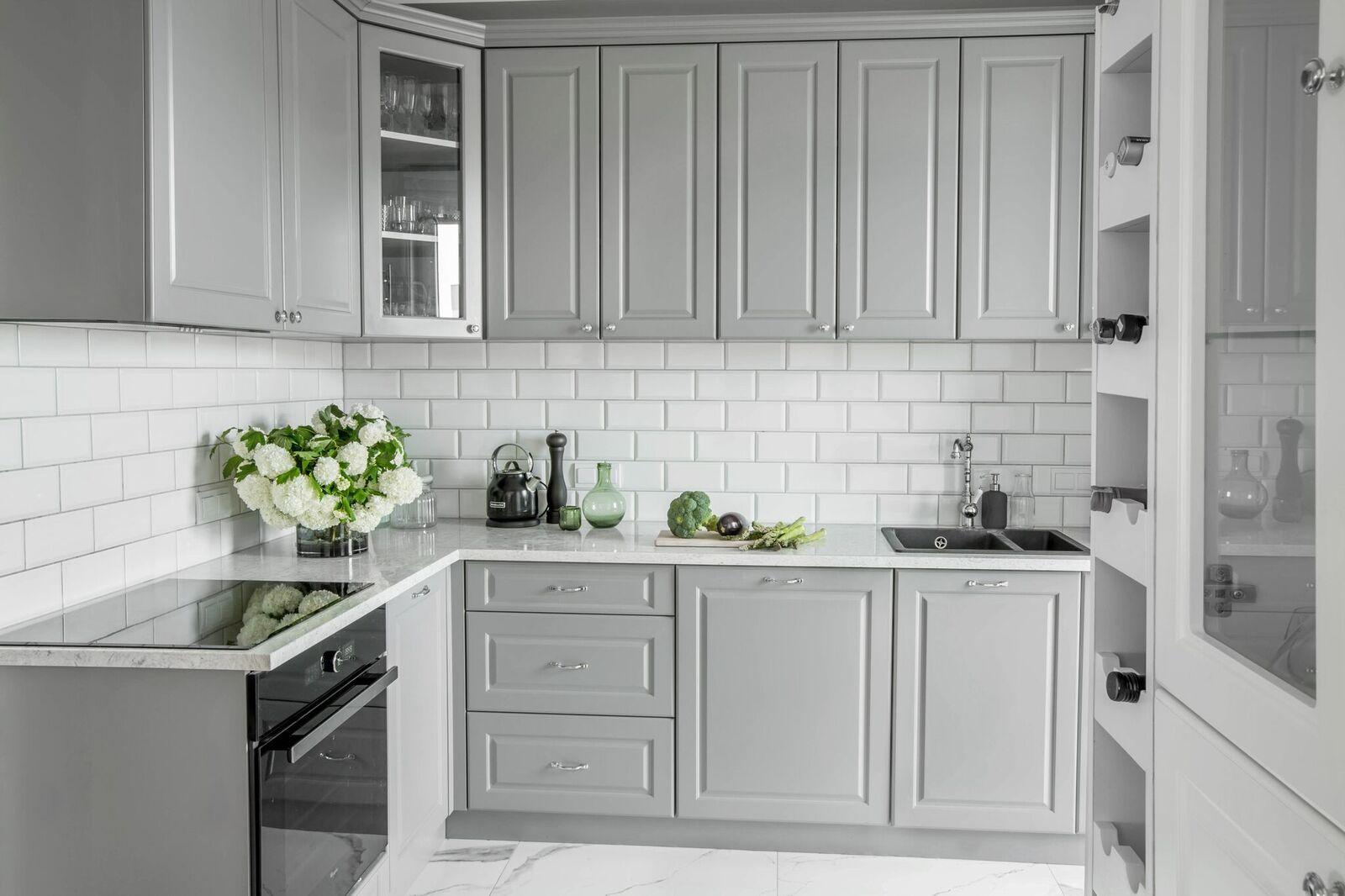 Szara Kuchnia Na 20 Sposobów Najciekawsze Projekty Architektów