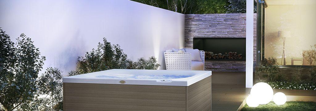 jacuzzi.eu produkty dostępne w Internity Home i Prodesigne
