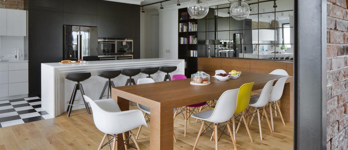 Hola Design pomysł na kuchnię