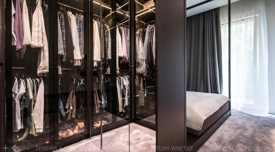 Garderoba | proj. TK Architekci