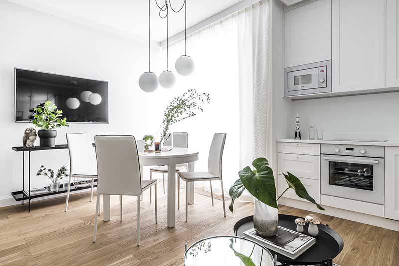 Kuchnie łączone Z Jadalnią Najciekawsze Pomysły Architektów
