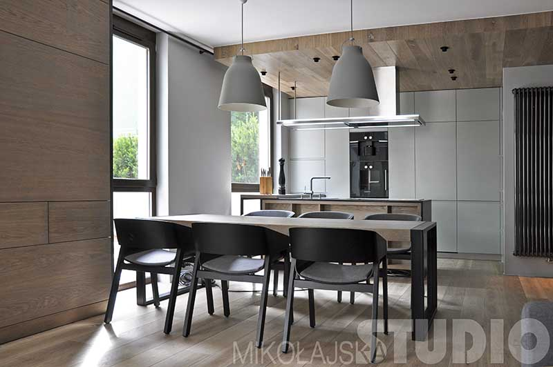 Loft W Katowicach Projekt Mikolajska Studio Internity Home