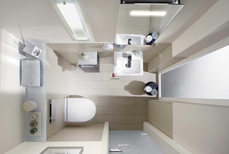 Darmowy program do projektowania łazienek online Villeroy & Boch