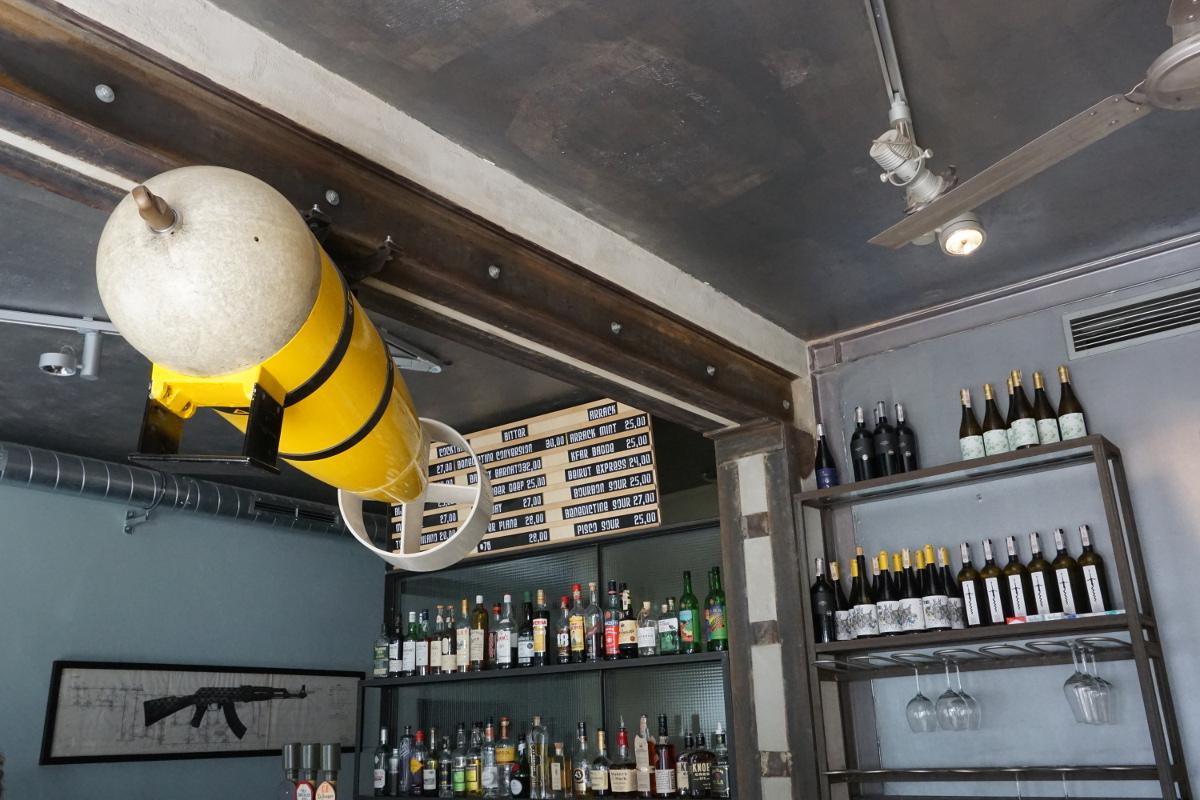 Beirut Hummus & Music Bar