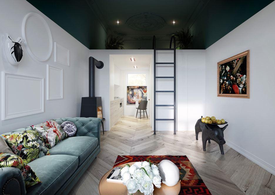 Designer: Justyna Wasiluk - interiors.homeandwood.pl