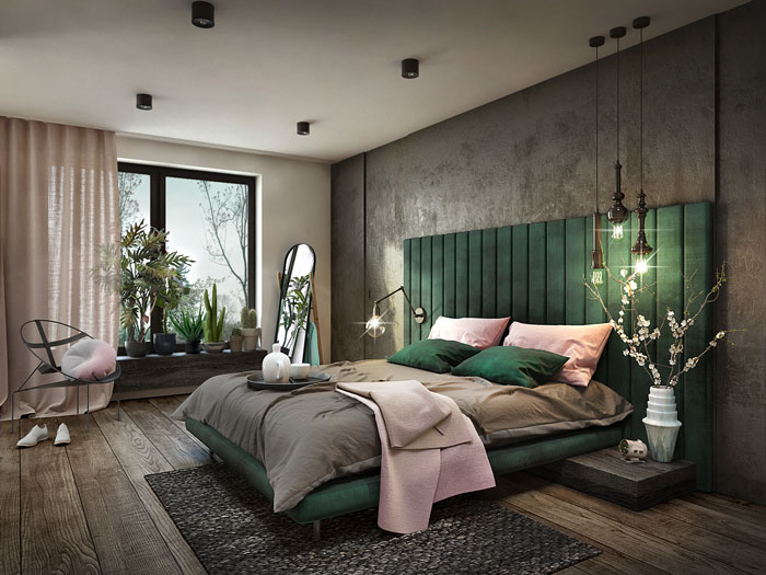 Bedroom Color And Ideas