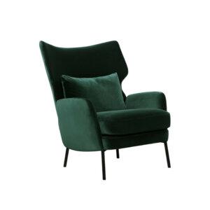Sits Alex fotel (tkanina Lario dark green)