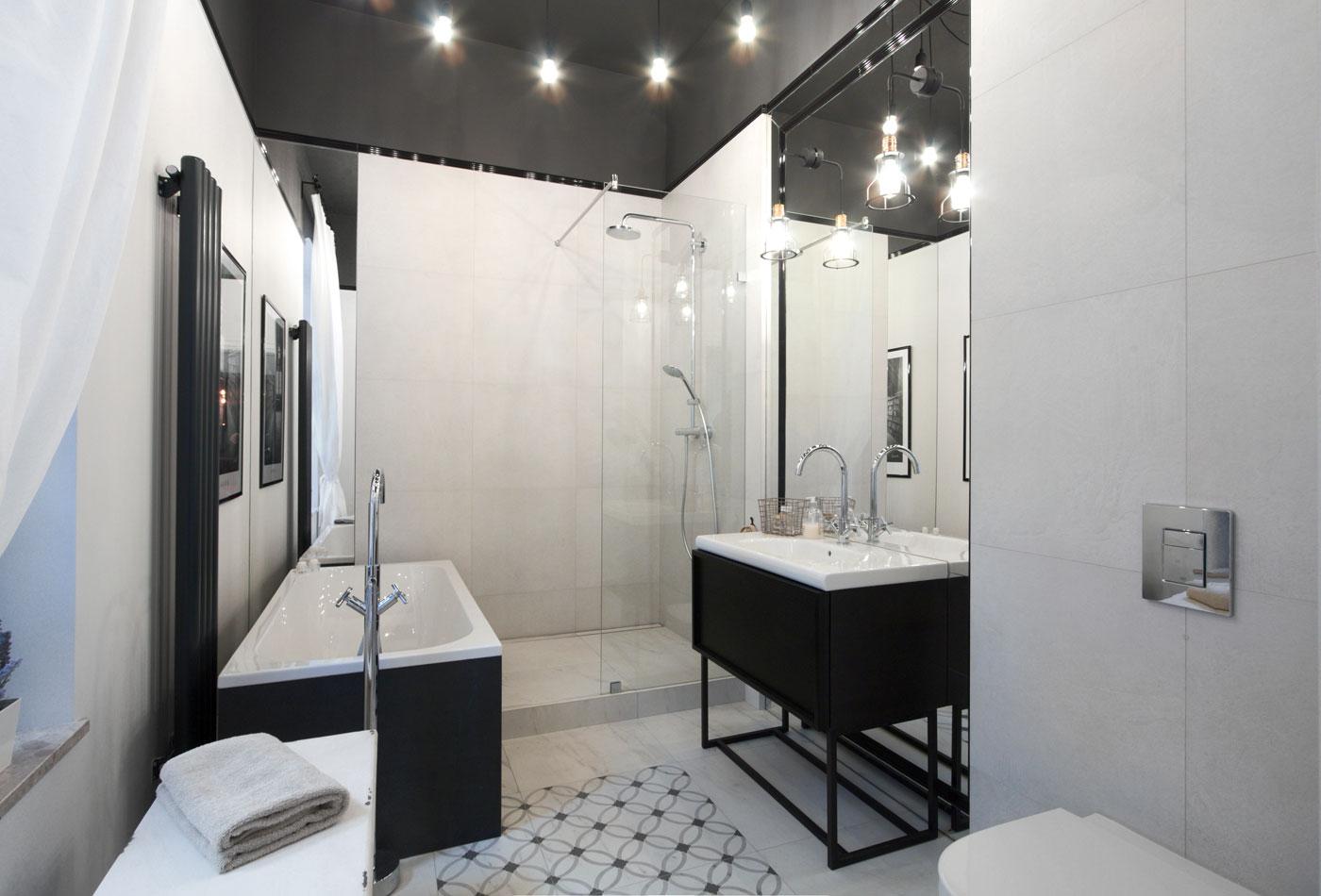 Projekt funkcjonalnej łazienki - Soma Architekci