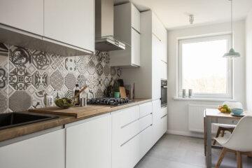 Drewniany Blat W Kuchni Ih Internity Home