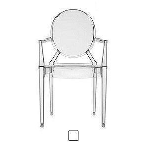 Kartell Louis Ghost krzesło