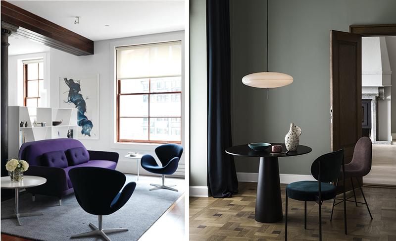 Designerskie meble potrafią wydobyć z wnętrza wyrafinowanie, szyk i elegancję