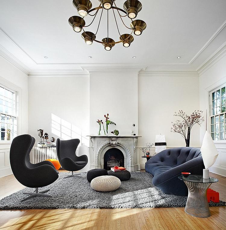 Designerskie meble to nieodzowny element skandynawskiego stylu