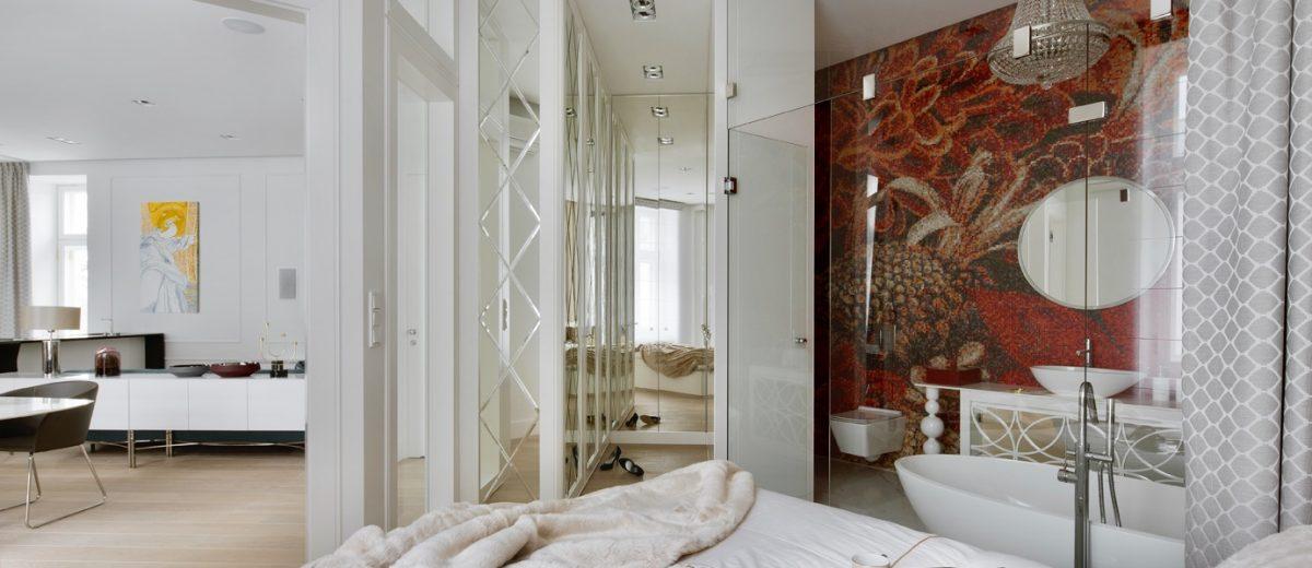 Sypialnia | proj. Nasciturus design