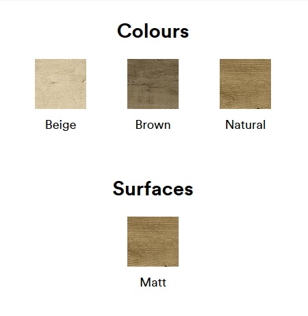 Dostępne kolory płytek Marazzi
