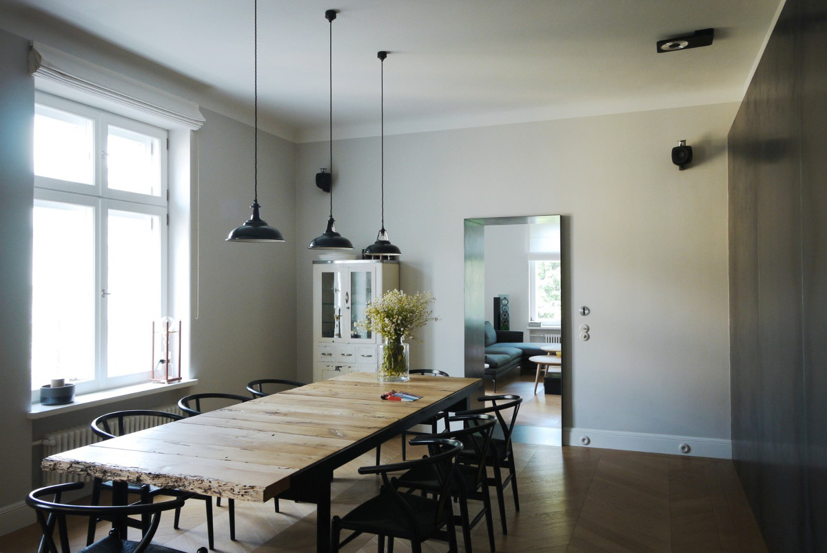 Mieszkanie w kamienicy | proj. Indoor