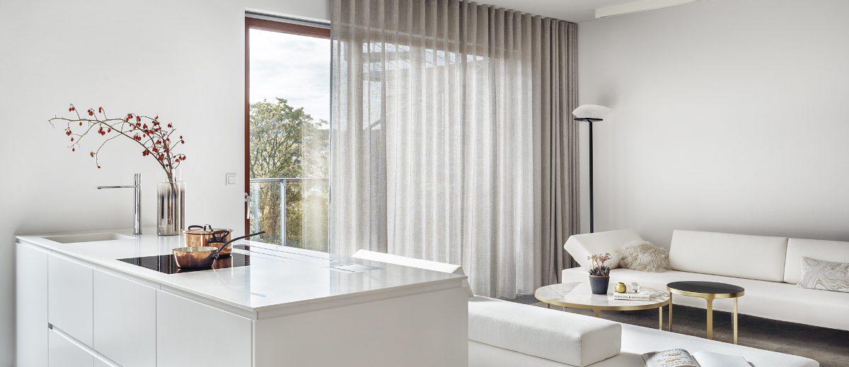 Mieszkanie w scandi klimacie proj. LOFT Magdalena Adamus, photo: Tom Kurek