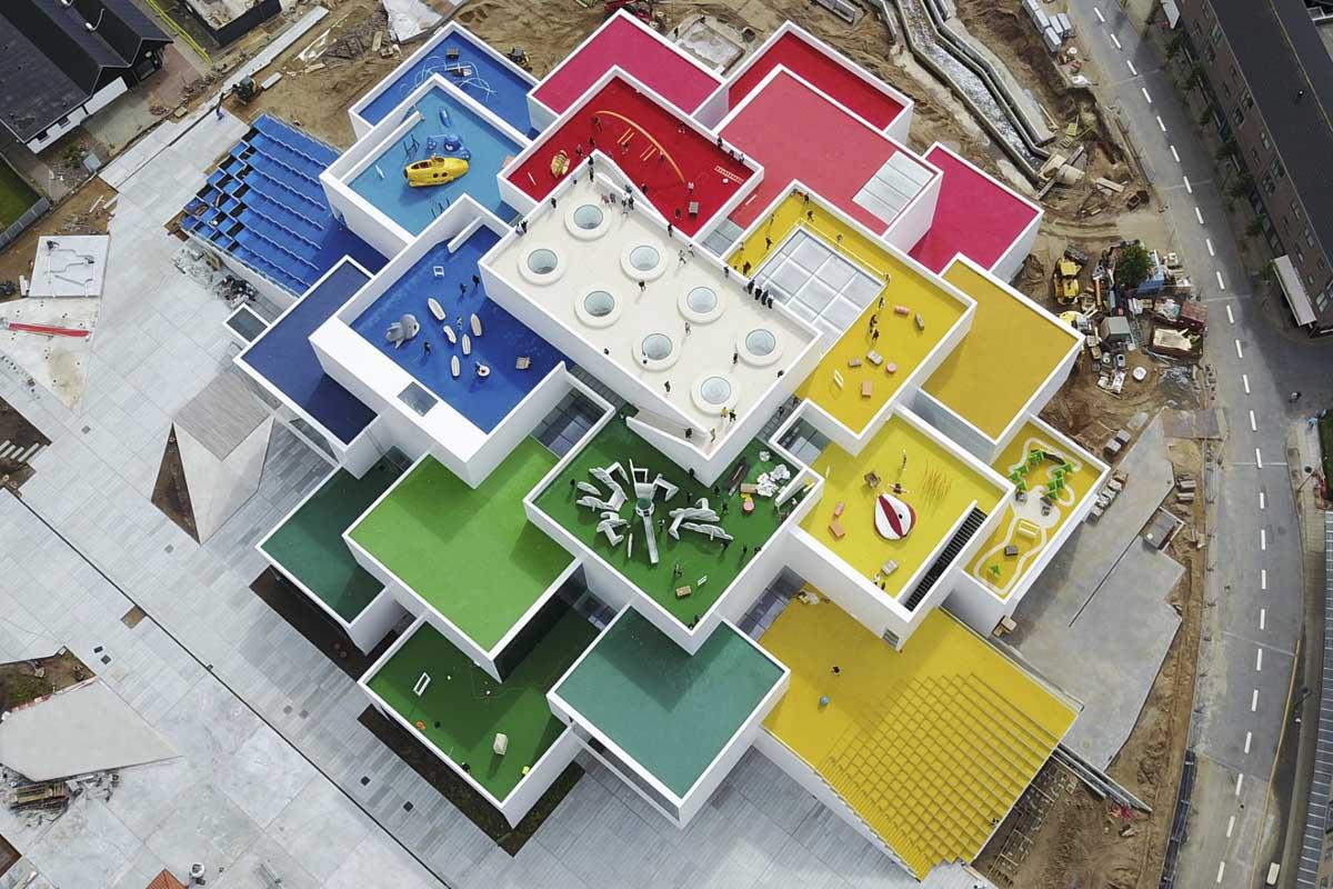 Big LEGO Hause