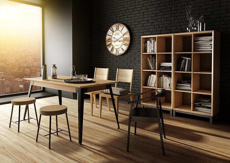 Stół Milloni LOFT dostępny w Internity Home