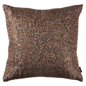 Black Edition Arazzo 50cm Cushion Rosewood