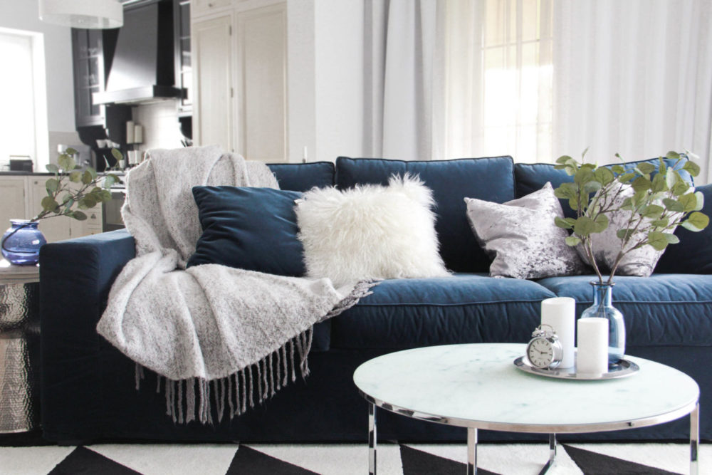 Sofa jest sercem salonu!