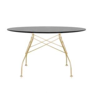 Stół Glossy okrągły / lakierowany