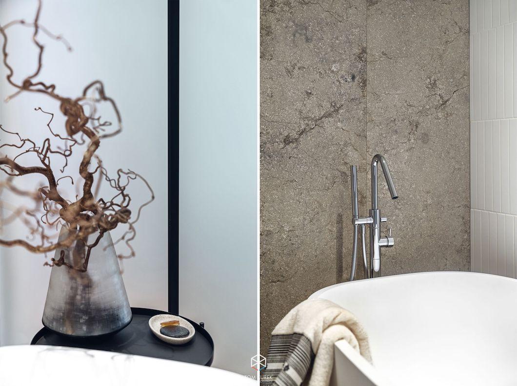 Projekt łazienki - Loft Magdalena Adamus, photo: Tom Kurek