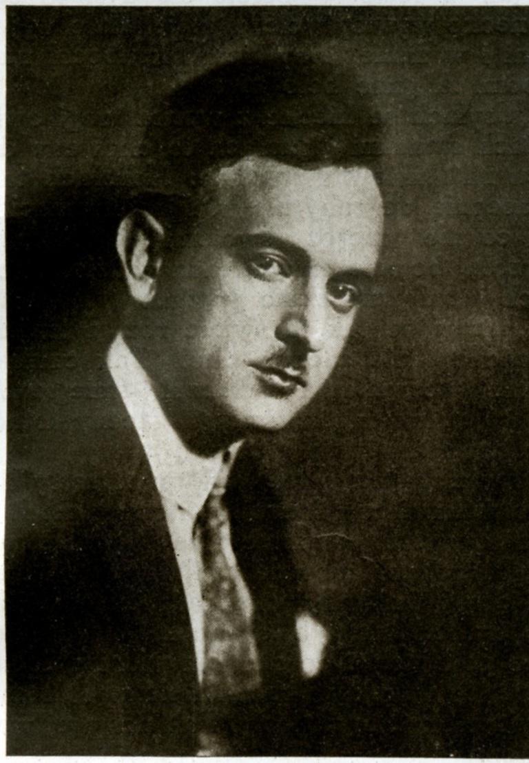 Portret Jerzego Sosnkowskiego