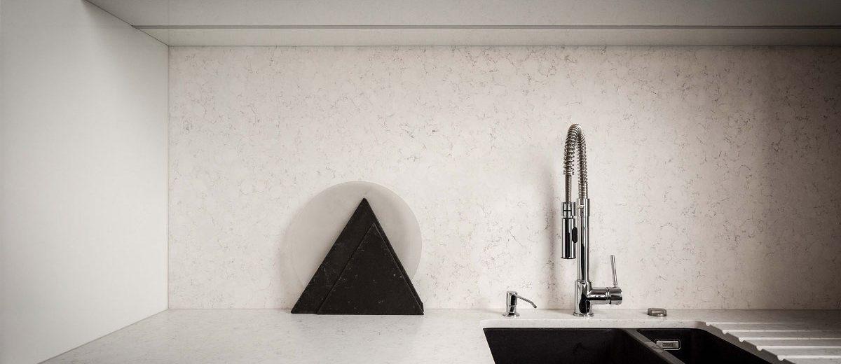 Minimalistyczna kuchnia | proj. One Design (Katarzyna Barbella-Aponte)