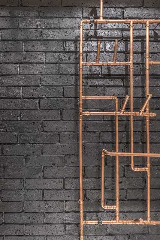 Projekt łazienki | proj. One Design, architekt Monika Pniewska