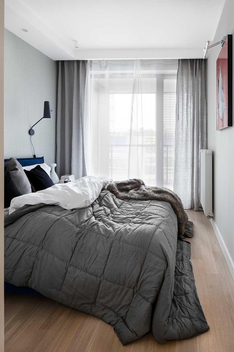 Sypialnia | proj. JT Grupa