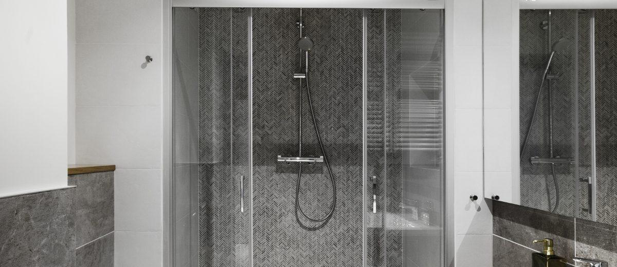 Łazienka | proj. JT Grupa