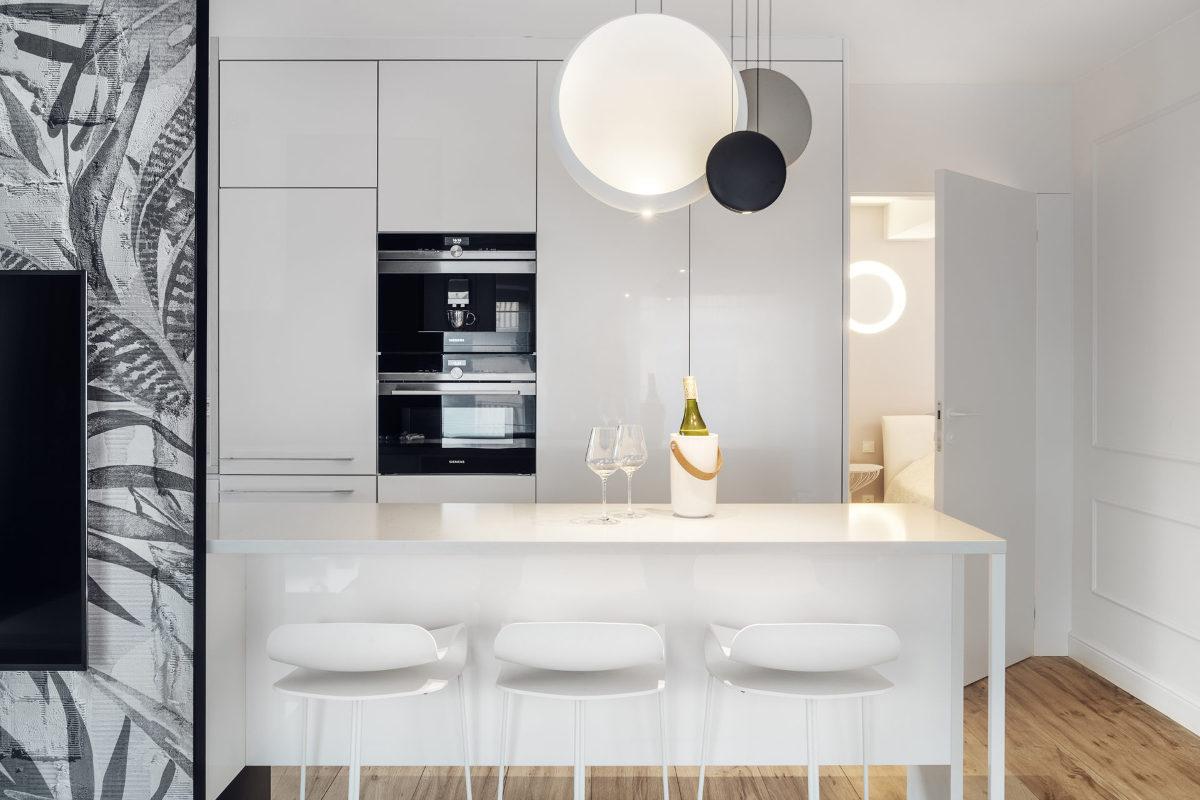 Biała kuchnia | proj. formativ
