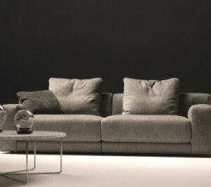 Carlito by Loop & Co sofa dwuosobowa
