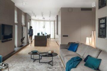 Apartament na Powiślu projekt Katarzyna Kraszewska Projekt: Katarzyna Kraszewska Foto: Tom Kurek the Photographer