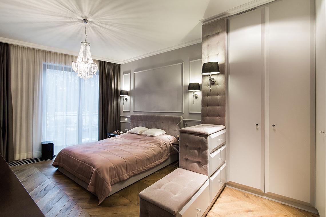 Pomysł na sypialnię