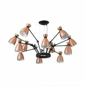 Lampa zwieszana Faro RETRO Copper