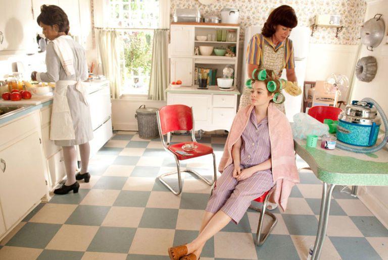 """Kadr z filmu ,,Służące"""" (2011)"""