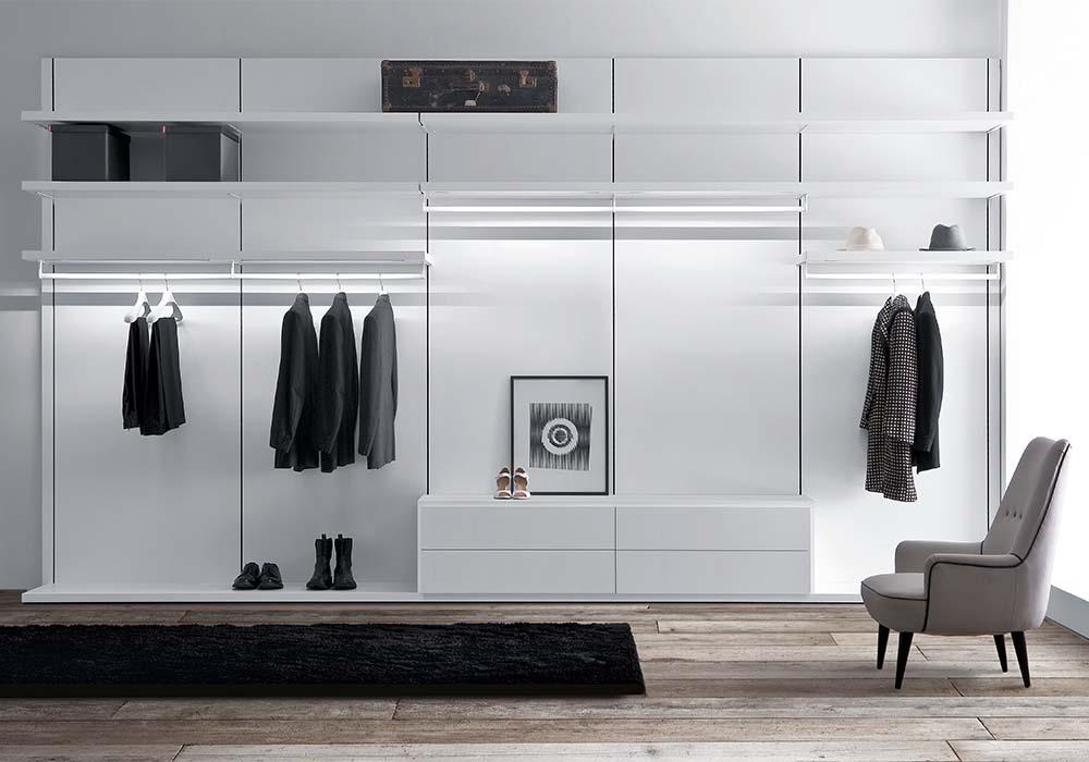 Garderoba Anteprima od marki Pianca - zamów produkt w naszym showroomie