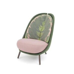 Fotel Pianca kolekcja Calatea Design by Cristina Celestino