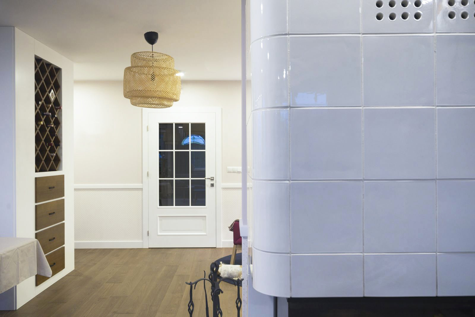 Ogromny Dom w stylu Prowansalskim | Proj: Tworzywo Studio | IH - Internity RW74
