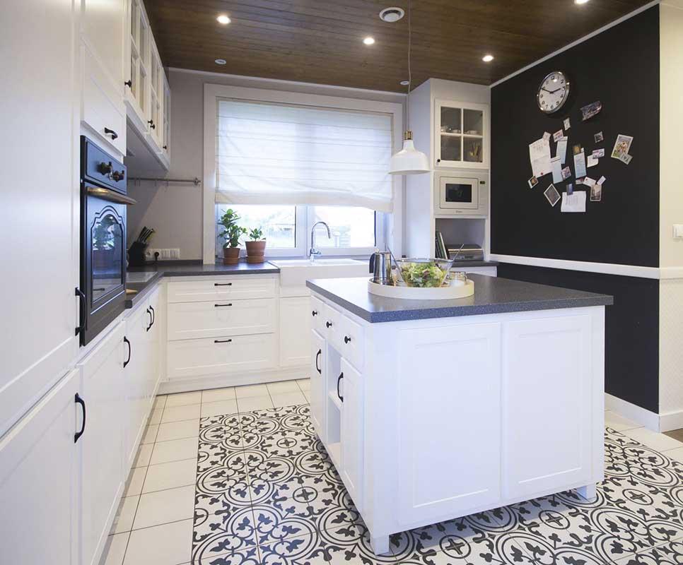 Dom W Stylu Prowansalskim Proj Tworzywo Studio Ih Internity Home