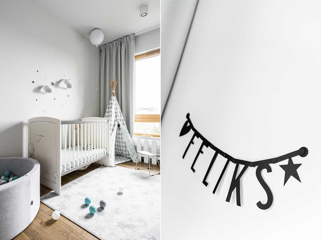 Pokój dziecięcy Mana Design
