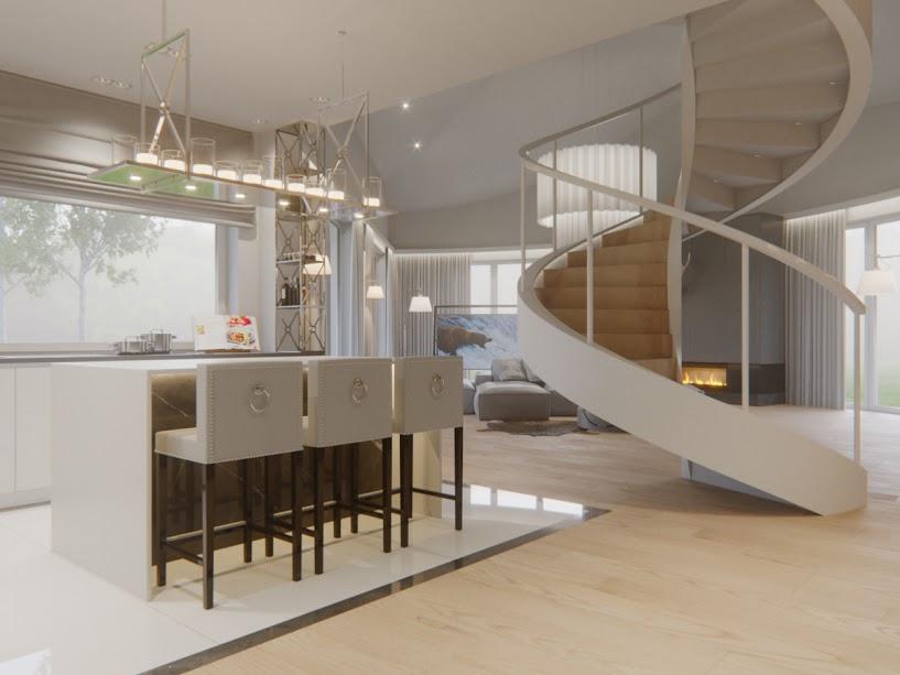 Innowacyjne Sposoby Na Oświetlenie Schodów Ih Internity Home