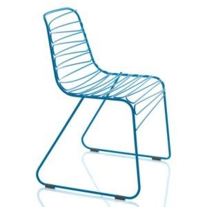Krzesło Outdoorowe Magis Design Kolekcja Flux